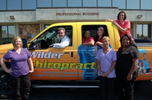 the-wilder-chiropractic-staff
