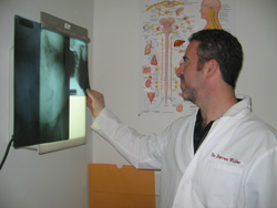 Spinal X-Ray Analysis