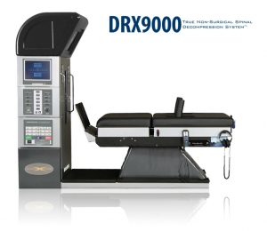 DRX9000 Spinal Decompression Table